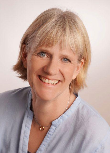 Elisabeth Bastians (Koordinatorin der Seelsorge)