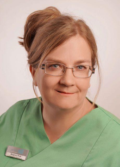 Regina Prill (Pflegedienstleitung)